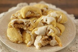 Burgenland Crescent Cookies (Burgenländer Kipferl)