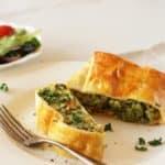 Erdäpfelstrudel mit Gemüse & Kräutern ~ Living on Cookies