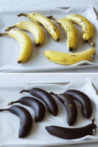 Warum überreife Bananen die besten fürs Backen sind und ein einfacher Trick die Bananen schnell im Backofen nachreifen zu lassen